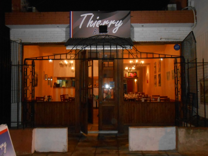 Crítica Culinaria: Thierry Bistrot