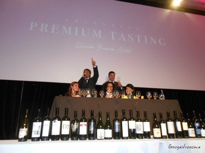 Argentina Premium Tasting Buenos Aires llegó para quedarse