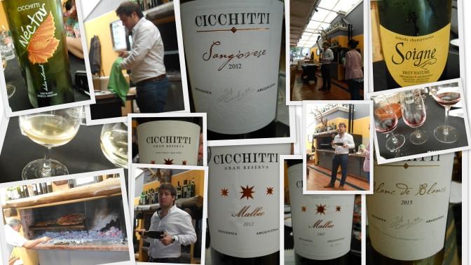 Cata Bodega Cicchitti por José Cicchitti