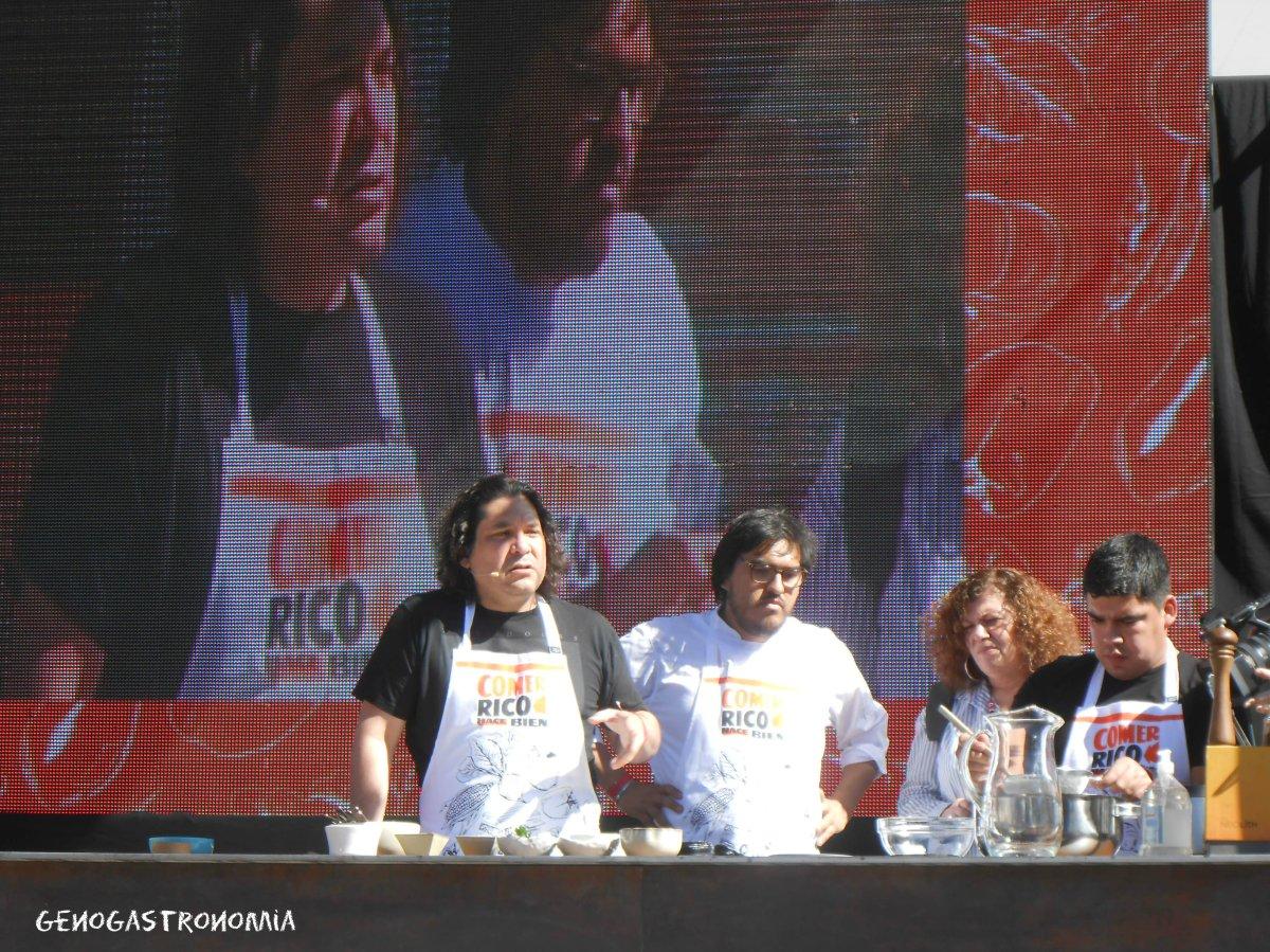 """Entrevista a Gastón Acurio: """"El objetivo es que la cocina de América Látina finalmente tenga el reconocimiento en el mundo, que siempre debió tener""""."""