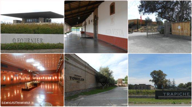Mendoza y Chile:Especial Bodegas