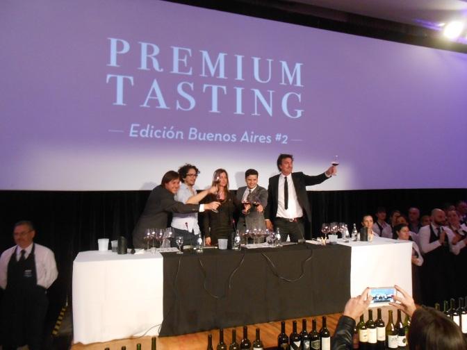 Mis elegidos de la Argentina Premium Tasting  2° Edición Buenos Aires 2016