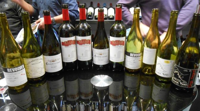 Cata Bodega Altos Las Hormigas y Proyecto Revolver y Viñateros por el Winemaker Leonardo Erazo Lynch