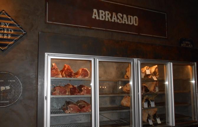 Crítica Culinaria: Abrasado (Bodega Toneles, Mendoza, Argentina)