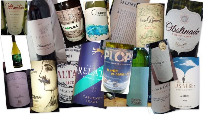 """Los 17 vinos """"perlas"""" argentinos del 2017 que deberían probar en el 2018"""