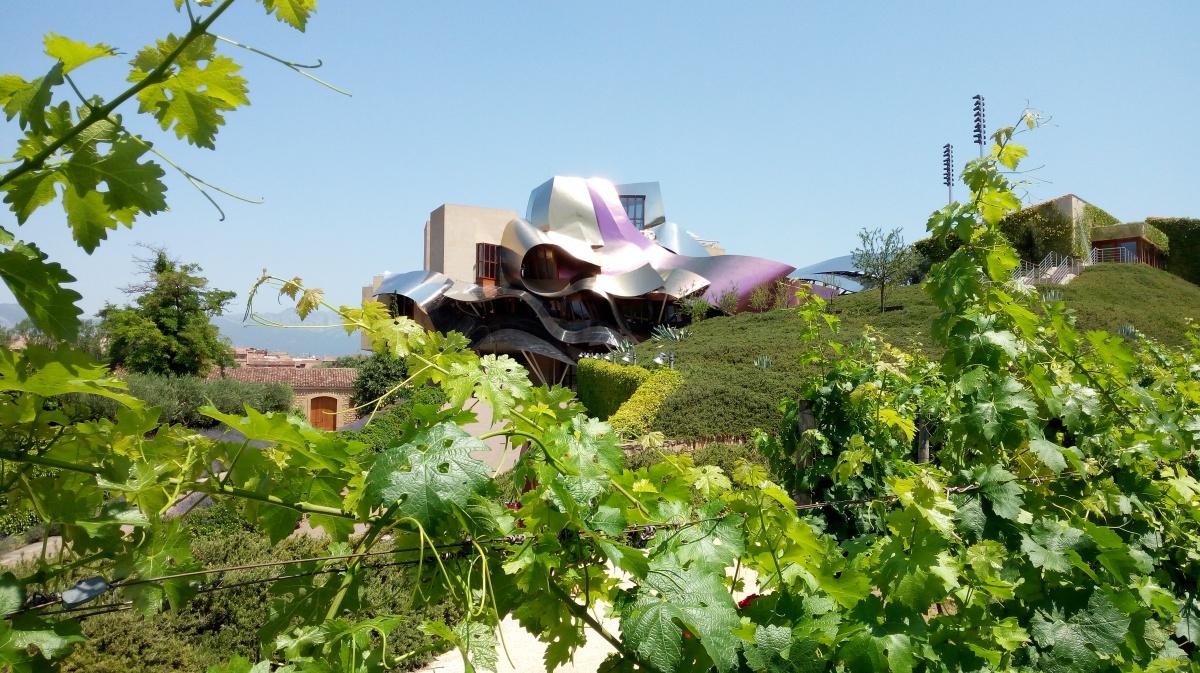 La Ciudad del Vino: Herederos del Marqués de Riscal